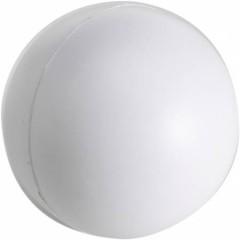 Anti stresna žoga ali žogica za žongliranje, bela 3965-02