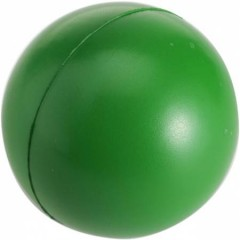 Antistresna žoga ali žogica za žongliranje, zelena 3965-04