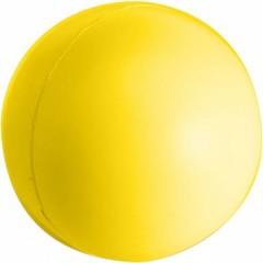 Antistres žoga ali žogica za žongliranje, rumena 3965-06