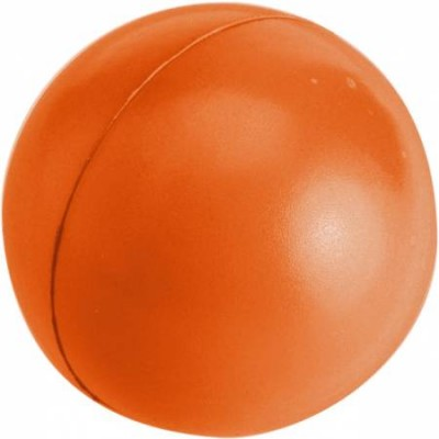 Anti stresna žogica ali žogica za žongliranje, oranžna 3965-07
