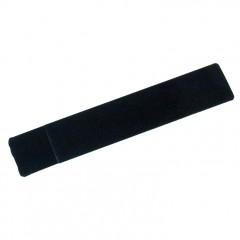 Etui za pisalo iz žameta Esprit, črna 404303