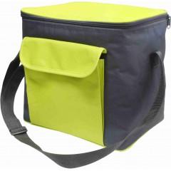 Hladilna torba Cool 15L, zelena/Siva 40808ZE