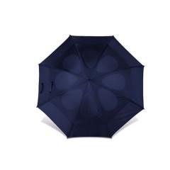 Velik družinski dežnik z ojačitvijo pred nevihto 130cm, modra 4089-05