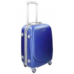 Kovček Trolly Air-Line Blue - mali, moder - 39×20/24×55 cm 4108197
