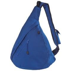 Mestni enoramni nahrbtnik - trikotni Córdoba, modra 419104