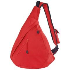 Mestni enoramni nahrbtnik - trikotni Córdoba, rdeča 419105