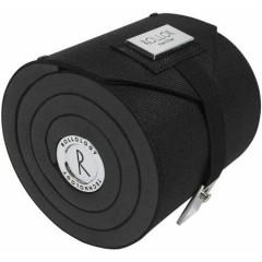 Potovalni etui za kravate s tehnologijo proti mečkanju Rollor, črna 4214-01