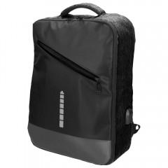 Nahrbtnik NEXUS za 17'' laptop 4384602, črna
