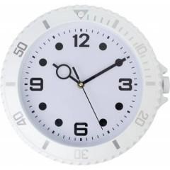 Moderna stenska ura Sport 28cm, bela 4578-02