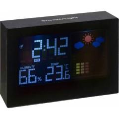 Digitalna namizna vremenska postaja, črna 4787-01