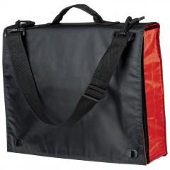 Enoramna konferenčna torba za dokumente Ibiza, rdeča 489805