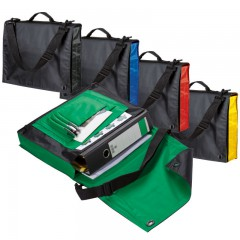 Enoramna konferenčna torba za dokumente Ibiza, zelena 489809