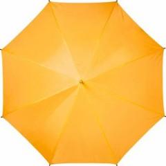 Avtomatski dežnik z ogrodjem v barvi dežnika in pena ročajem 95cm, oranžna 4937-07