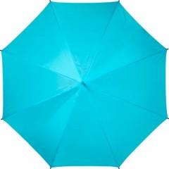 Avtomatski dežnik z ogrodjem v barvi dežnika in pena ročajem 95cm, modra 4937-18