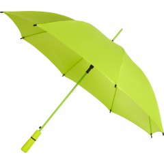 Avtomatski dežnik z ogrodjem v barvi dežnika in pena ročajem 95cm, zelena 4937-19