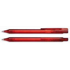 Kemični svinčnik Schneider Essential 50215, rdeča