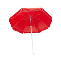 Dežnik za na plažo - nastavljiva višina Fort Lauderdale, rdeča 507005