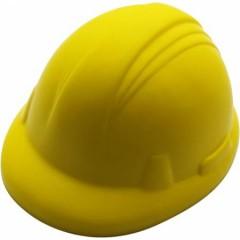 Antistresna - protistresna čelada, rumena 5091-06