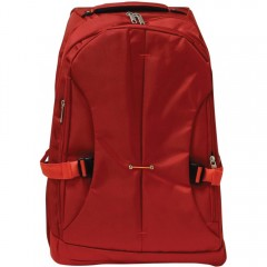 Kovček mali na koleščkih Eva 51954M, rdeča