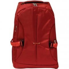 Kovček srednji na koleščkih Eva 51954S, rdeča