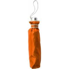 Zložljiv avtomatski dežnik 96cm, oranžna 5247-07