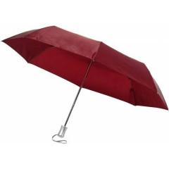 Zložljiv avtomatski dežnik 96cm, rdeča 5247-10