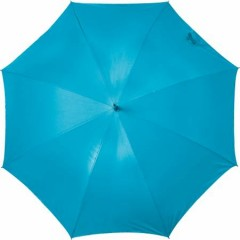 Avtomatski dežnik v neon barvi s sivo notranjostjo 100cm, modra-siva 5263-457