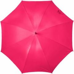 Avtomatski dežnik v neon barvi s sivo notranjostjo 100cm, roza-siva 5263-458