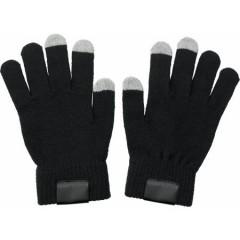 Rokavice za kapacitivne zaslone, črna 5350-01