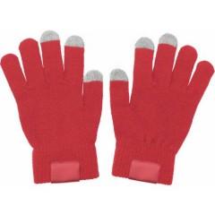 Rokavice za mobilni telefon, rdeča 5350-08
