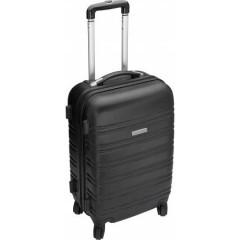 Poslovni potovalni kovček s štirimi koleščki, črna 5393-01