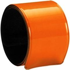 Odsevni - visokovidni varnostni trak za na roko ali kolo 34cm, oranžna 6084-07