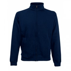 Jopa iz termovelurja - Sweat Jacket Fruit of the loom 62-228-0