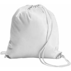 Nahrbtnik - športna vreča za fitnes ali jogo, bela 6242-02