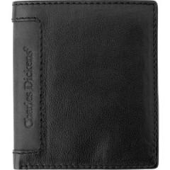 Usnjena denarnica Charles Dickens, črna 6312-01