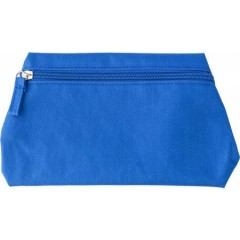 Potovalna toaletna - kozmetična torba z zadrgo, modra 6392-23