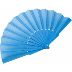 Pahljača za vroče dni, modra 6510-18