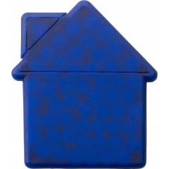 Mint bonbončki brez sladkorja v škatlici v obiliki hiše House, modra 6671-23