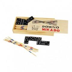 Družabni igir Domino in Mikado 68365,