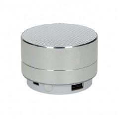 Bluetooth zvočnik Metal Lux 6904710, srebrna
