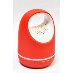 Bluetooth prenosni zvočnik Dreamy, rdeča 69055RD