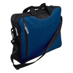 Koferenčna torba za dokumente Málaga, temno modra 700744