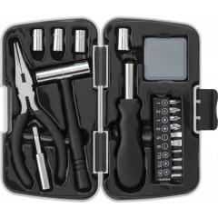 Set orodja v kovčku - 26-delni, siva 7159-27