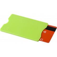 Etui za kreditno kartico RFID zaščita, zelena 7252-19