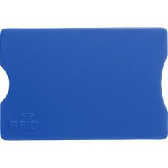 Etui za bančno kartico RFID zaščita, modra 7252-23