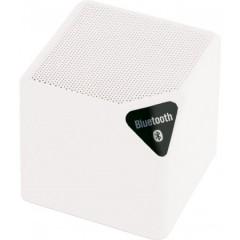 Bluetooth zvočnik 10m - 3W s spreminjajočo lučko, bela 7297-02