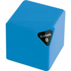 Bluetooth zvočnik 10m - 3W s spreminjajočo lučko, modra 7297-18
