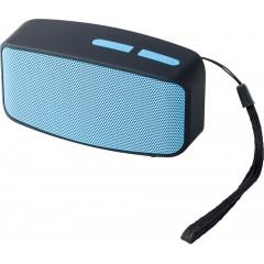 Bluetooth zvočnik s trakom, modra-črna 7304-18