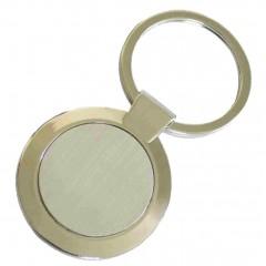 Eleganten obesek za ključe 73558, srebrna