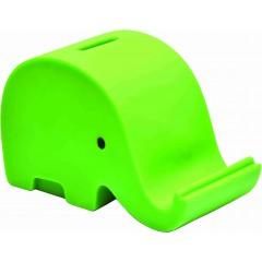 Hranilnik Slon Dumbo guma, zelena 73721ZE